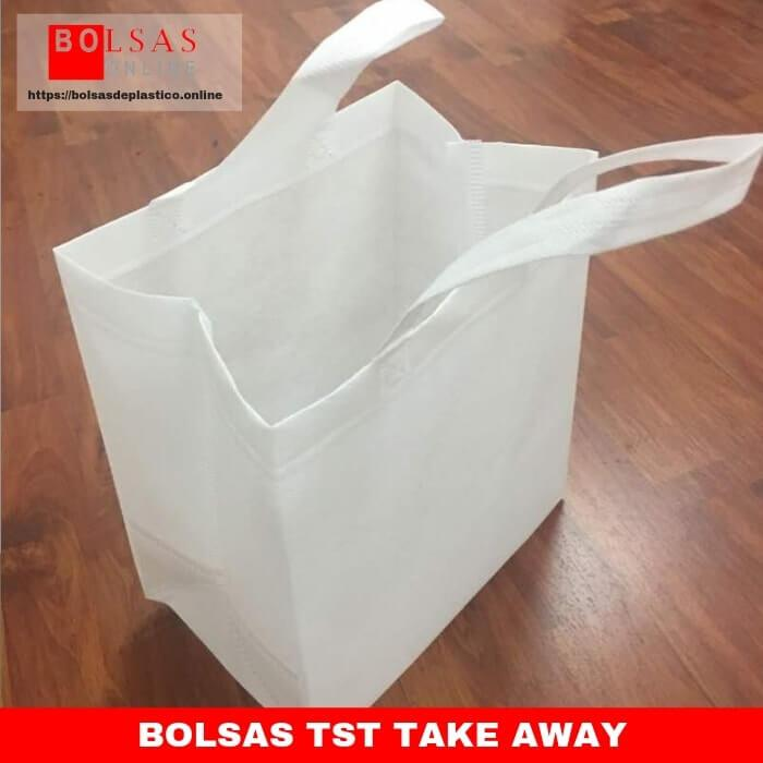 Servicio a domicilio bolsas take away