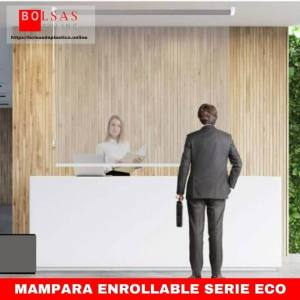 Mampara enrollable serie eco