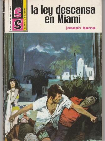 Joseph Berna LA LEY DESCANDA EN MIAMI[