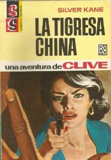 Silver Kane 10 la tigresa china