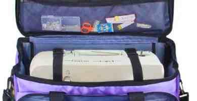 maleta maquina de coser bolso maquina de coser