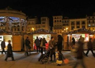 Bolsos Ytam Feria de Navaidad de Pamplona 2015