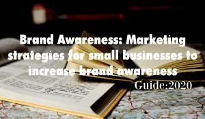 Brand awareness Guidebook 2020