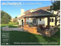 Dream Backyard Makeover Project | Archadeck Outdoor Living