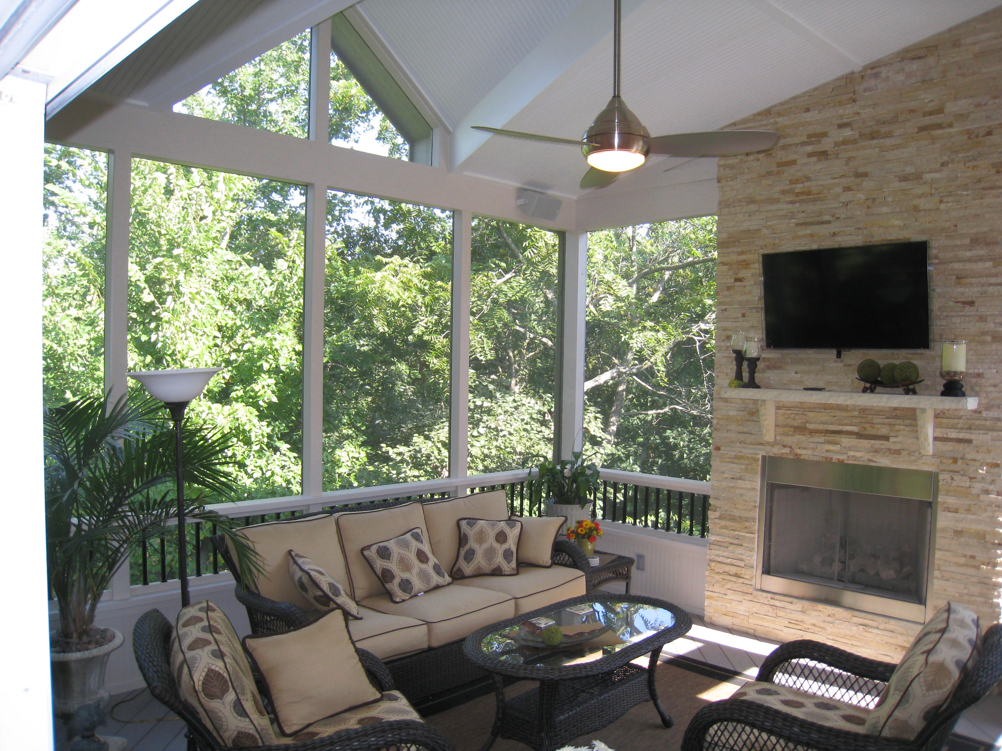 Outdoor Fireplaces Where To Start For Your Kansas City