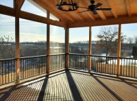 How Much Does a Chicagoland Screened Porch Cost ...