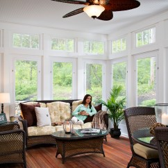 Sunroom Living Room Seating Furniture Raleigh Builder What Archadeck Means By