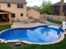 Much Chicagoland Pool Deck Cost Archadeck