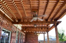 Stain And Stamp Concrete Patio In Forney Tx Sports
