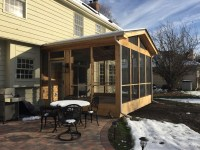 Screened Porch & Patio in Northbrook, IL - Archadeck to ...