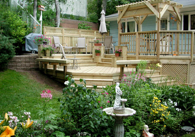 Deck Designs Houzz