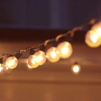 outdoor string lighting outdoor
