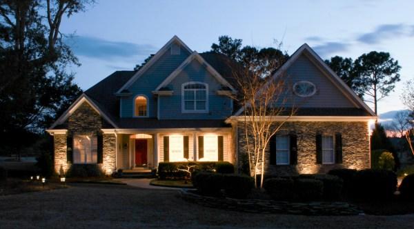 residential outdoor lighting wilmington