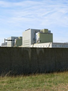 Dungeness, nuclear power station