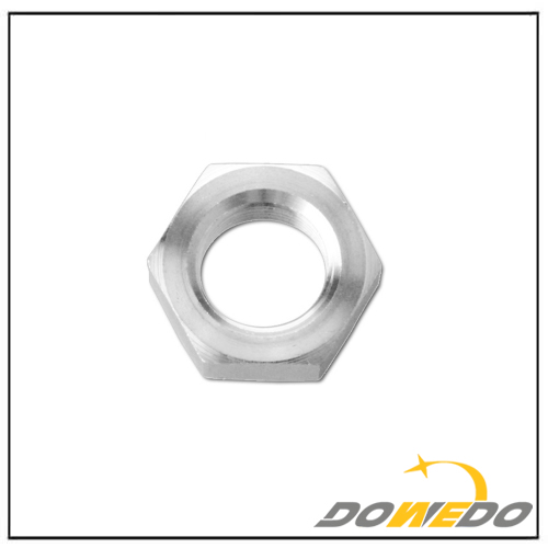 Galvanized Hex Weld Nuts