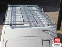 Renault Master L4H2 Roof Racks from Bolton Roof Racks Ltd.