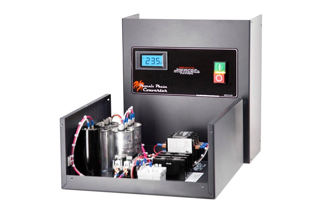 medium resolution of  10 hp rotary phase converter cnc rated precision balanced voltage tefc gp10plv