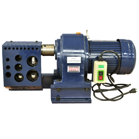 Powered Pipe Tube Notcher