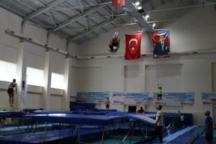 """Dilaver Abdiloğlu: """"2024 olimpiyatlarına ciddi kota adayıyız"""""""