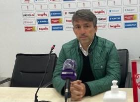 Boluspor – Menemenspor maçının ardından
