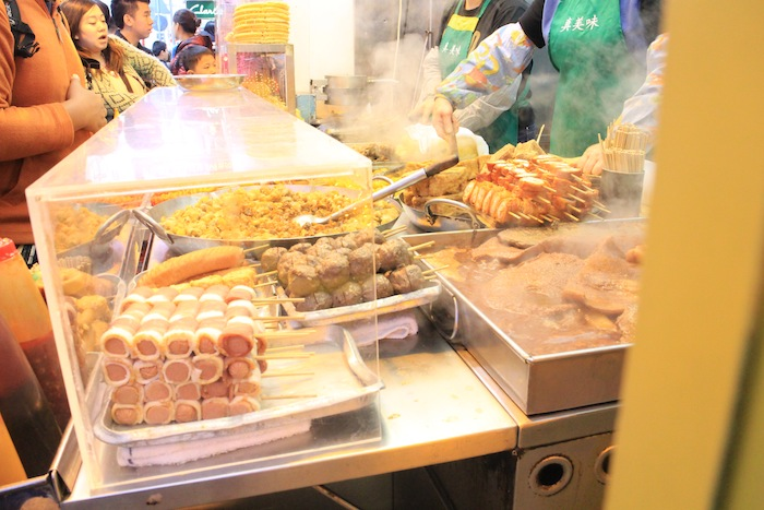 makanan khas hong kong fish ball