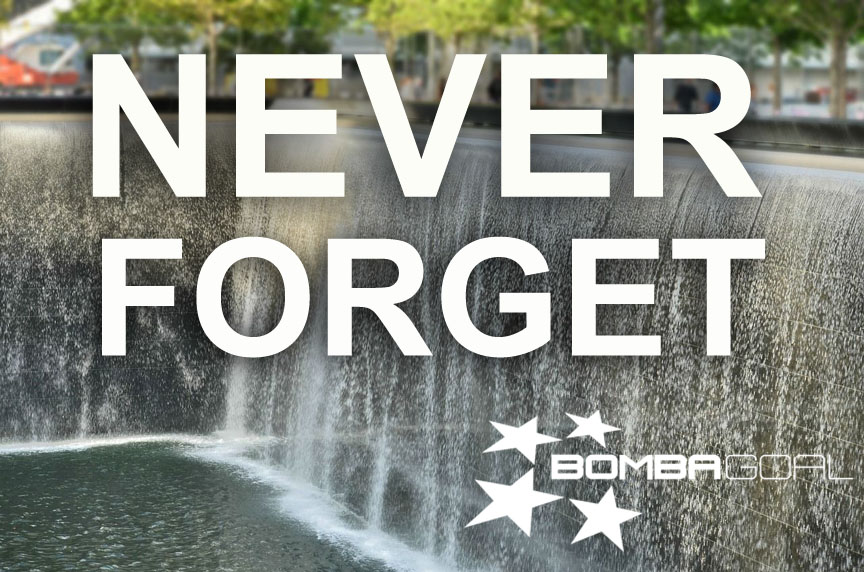 NEVER FORGET!!