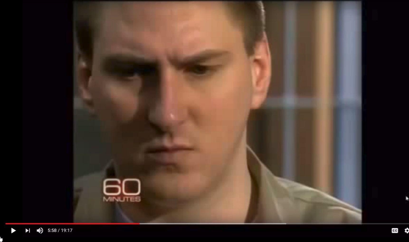 Body Language Timothy Mcveigh Oklahoma City Bombing