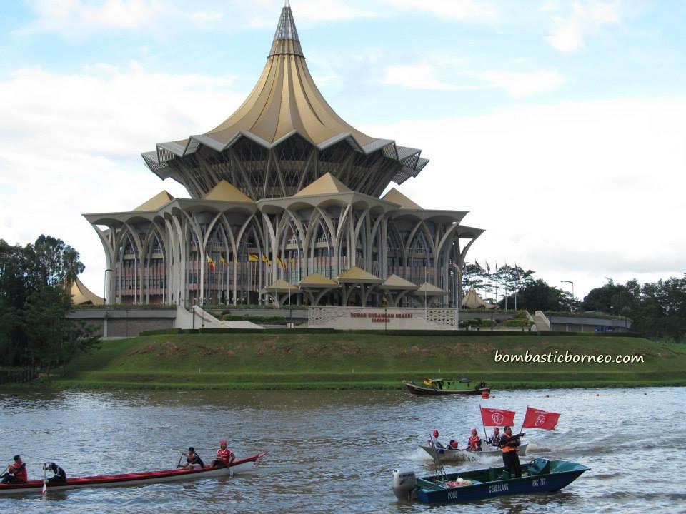 Sarawak Regatta Kuching Waterfront Festival Malaysia