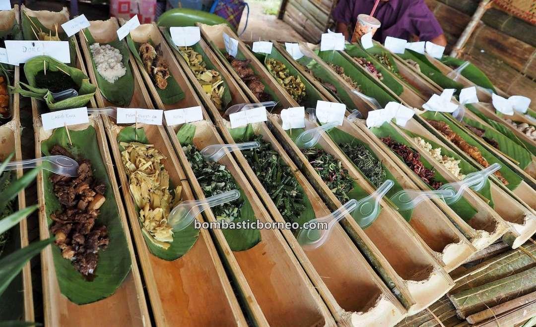 Pesta Nukenen Bario Food Cultural Festival Bombastic Borneo