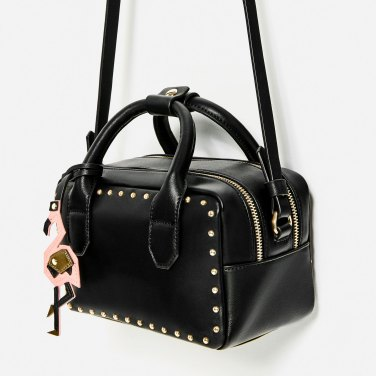 Mini sac type Bowling à clous Zara 29,95 EUR