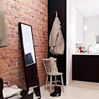 Des coins/espaces pour simplement s'asseoir et enlever ses chaussures sans gêner personne... (woohome.com)