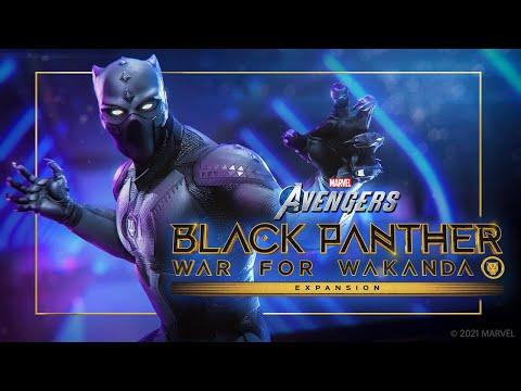 Marvel's Avengers Expansion: Black Panther –  War for Wakanda Cinematic Trailer