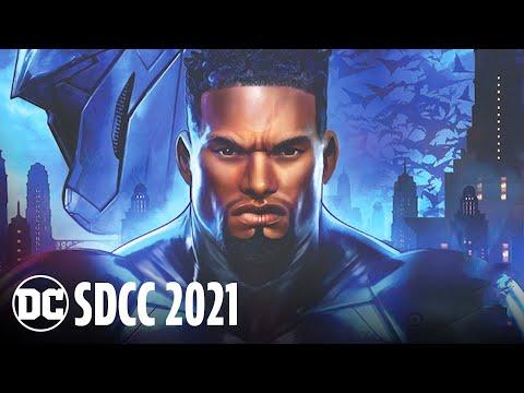 SDCC 2021 | Batman: Fear State Panel | DC
