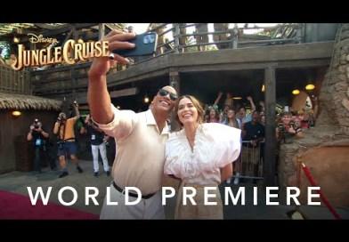 Jungle Cruise | World Premiere