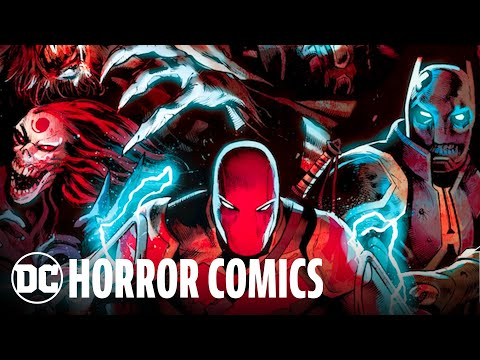 DC Horror – Read with the Lights On | SDCC 2021 | DC