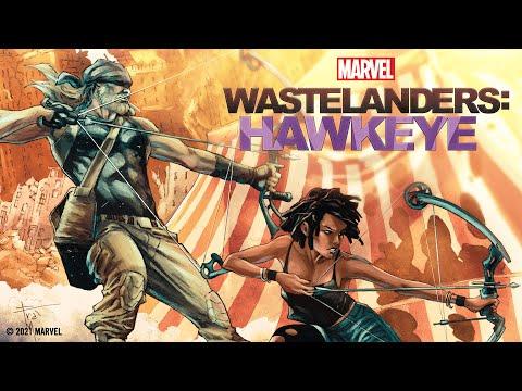 Marvel's Wastelanders: Hawkeye | Trailer
