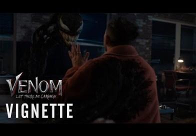 VENOM: LET THERE BE CARNAGE Vignette – Eddie and Venom