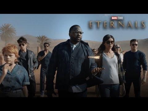 Evolve | Marvel Studios' Eternals