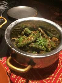 Fried Masala Bhindi