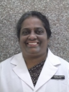 Mrs. Shirley Joseph Mathew Professor Cum Vice Principal (Child Health Nursing)