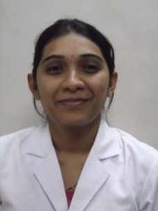 Ms. Anu Harshad Joshi Tutor (Commu. Health Nursing)