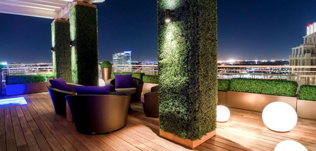 Rooftop Gardens Old Idea Modern Benefit  Bombay Outdoors