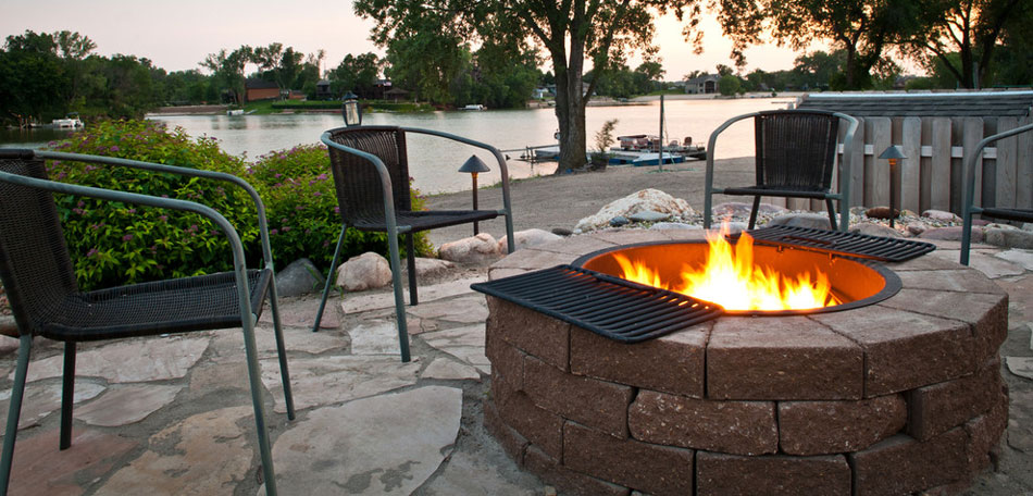 Looking for Flavor? Try Fire Pit Cooking!  Bombay Outdoors