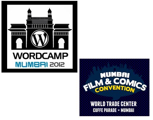 Mumbai - WordCamp Comic Con