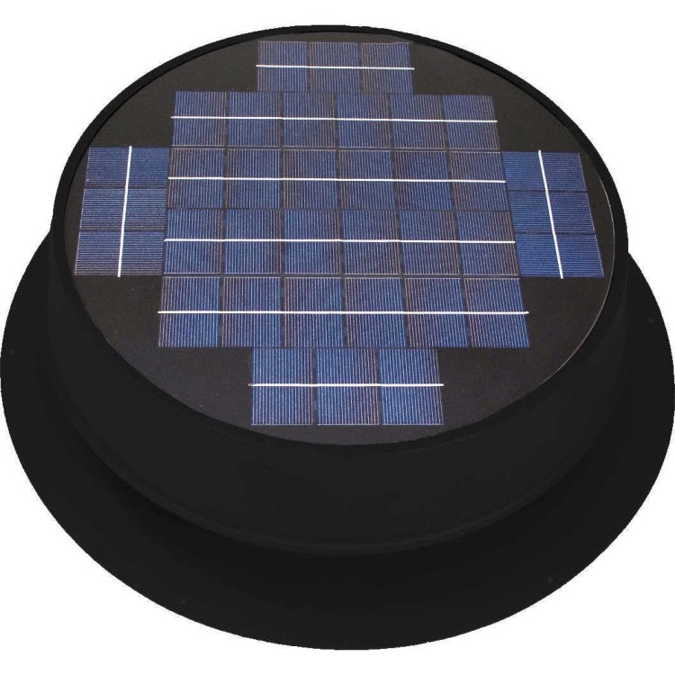 Our top pic for Solar powered attic fan