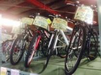自転車買取中