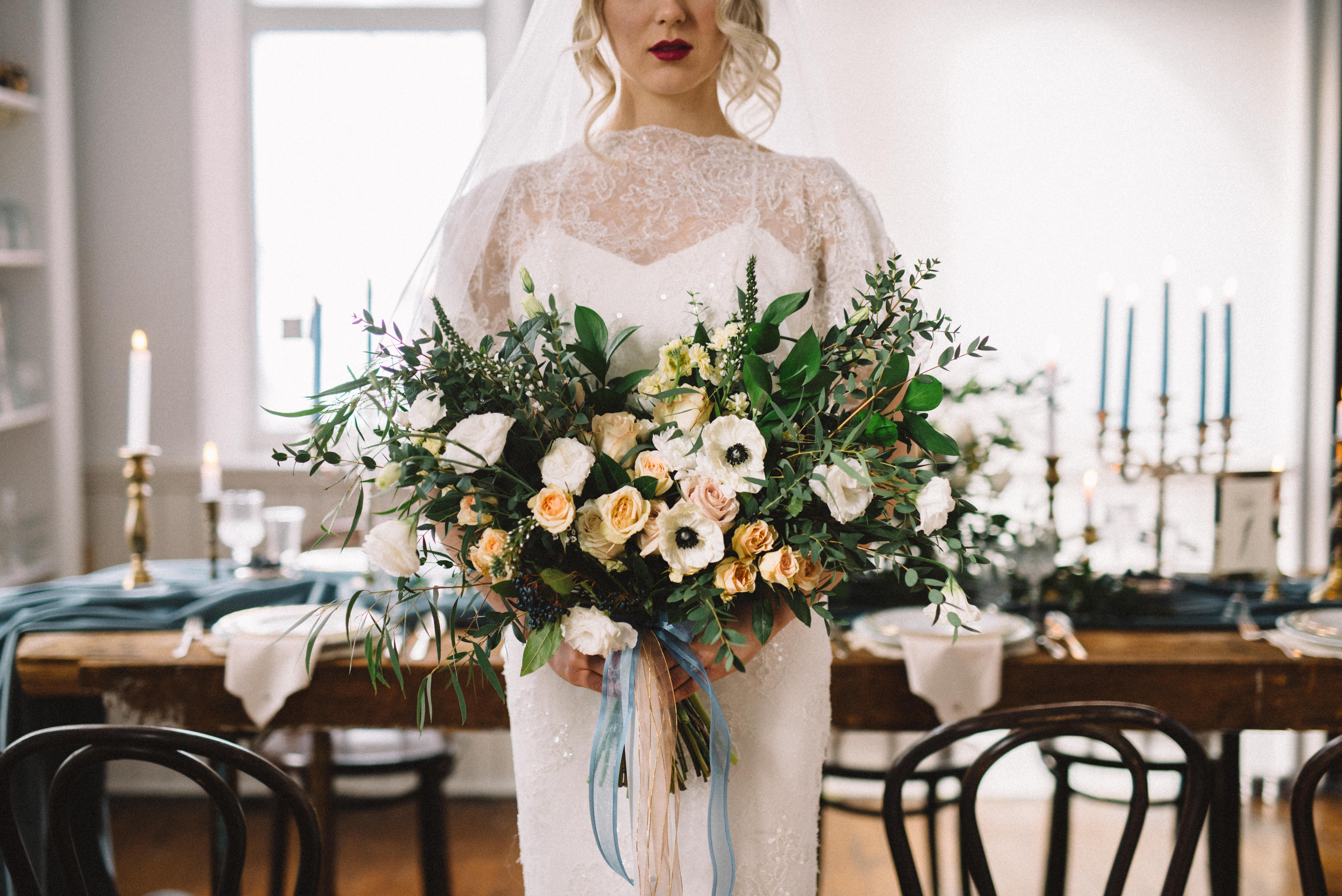 Styled Shoot at Haltman Gallery by Olive Photography