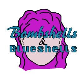Bombshells & Blueshells Logo