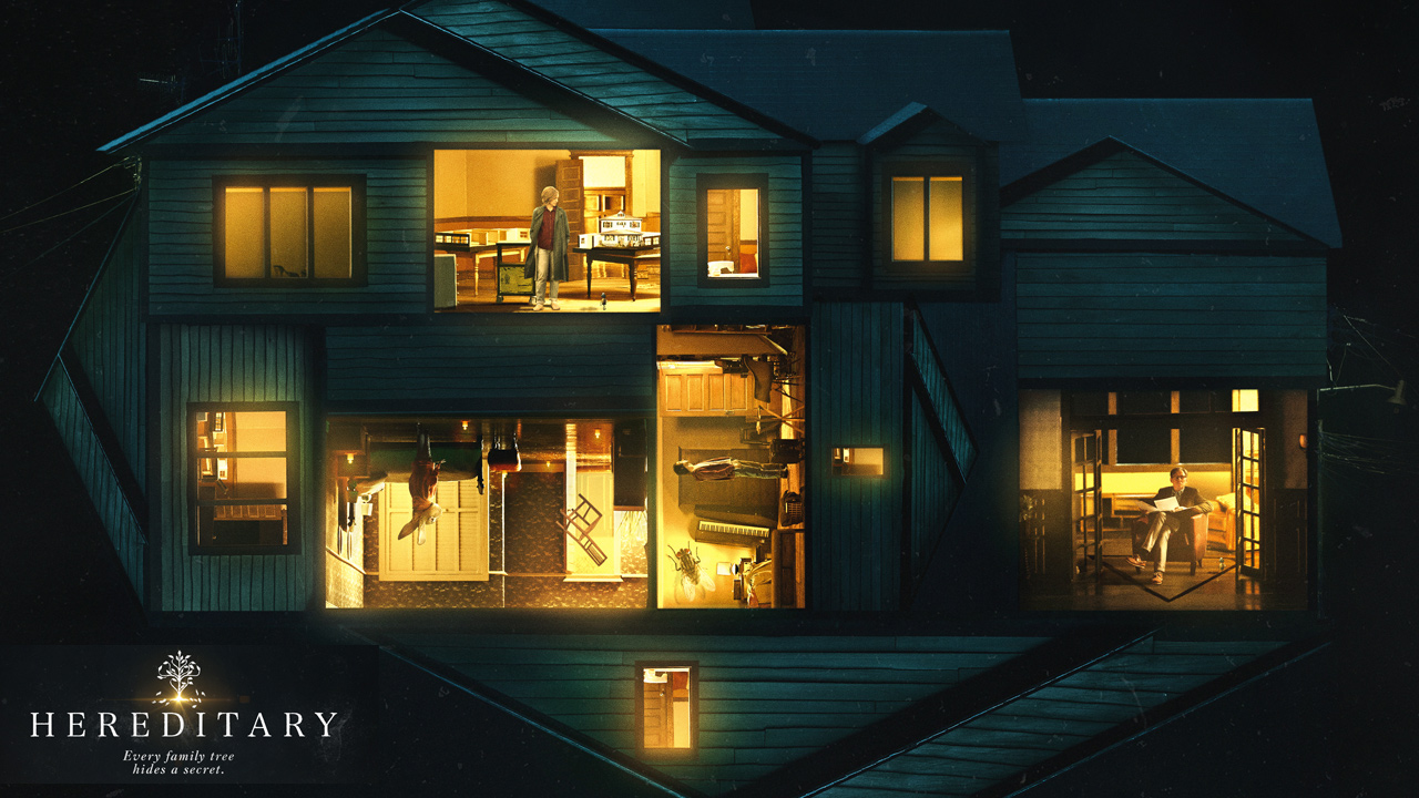 Hereditary Review – Terrifying, beautiful and tense as f**k!