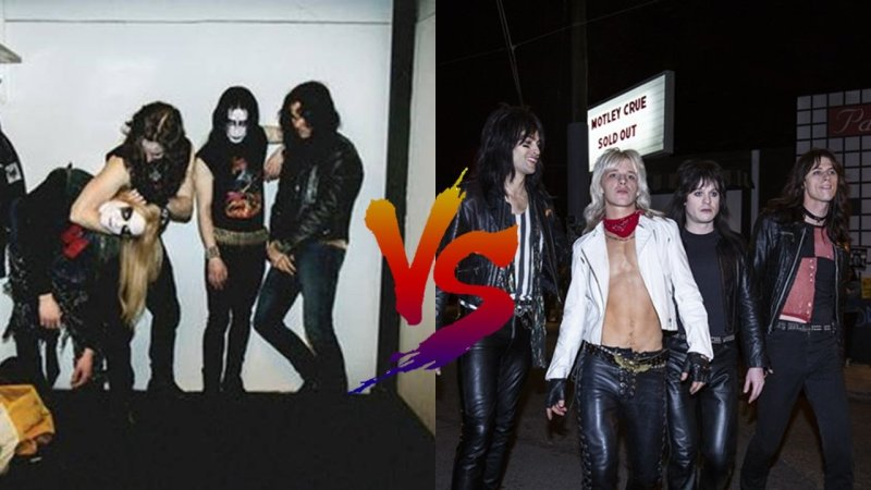 Lords of Chaos vs. The Dirt – Battle of the Bands